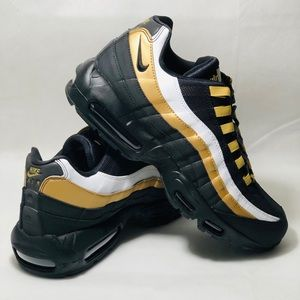 Nike Air Max 95 New Without Box. Saints Colorway